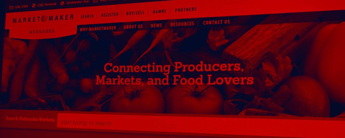 MarketMaker website